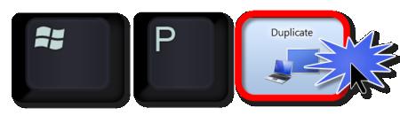 Duplicate Windows P big