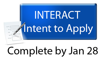 INTERACT Intent to Apply